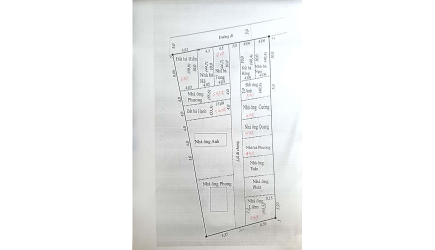 BẤT ĐỘNG SẢN SỐ 1: ( 440 - 480 Tr/Lô )  Mã sản phẩm: #D2351 Mở bán 7 lô đất đường ô tô nội bộ ÂU CƠ - P.Bùi Thị Xuân,TP.Quy Nhơn